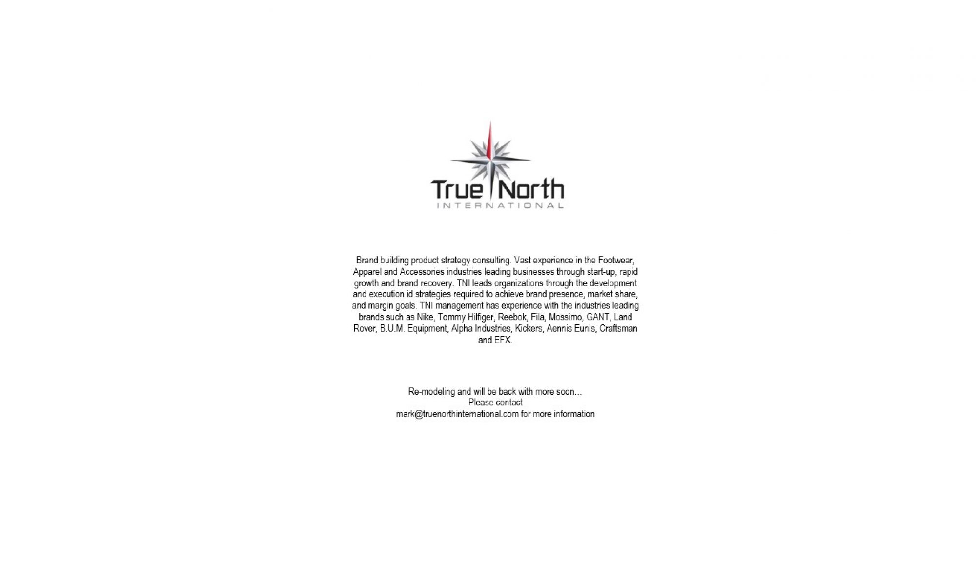 True North International